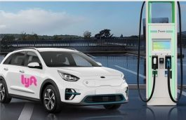 Cab Aggregator Lyft Commits to 100% Electric Vehicles by 2030