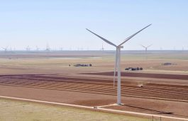 GE Secures 350 MW Order for Wind Project in Texas