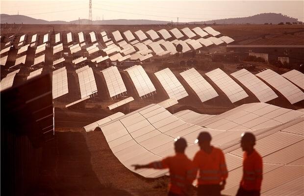 Iberdrola 400 MW Solar Extremadura