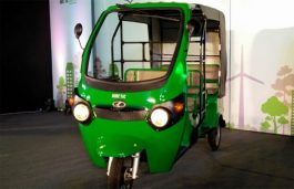 Kinetic Green Collaborates With Autoline to Develop E-Cycles