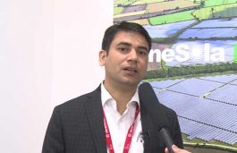 Watch: Interaction with Krishan Kumar Sharma, VP – Asia Pacific, ReneSola