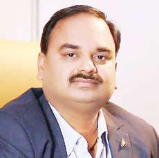 MANISH GUPTA, Managing Director, Insolation Energy
