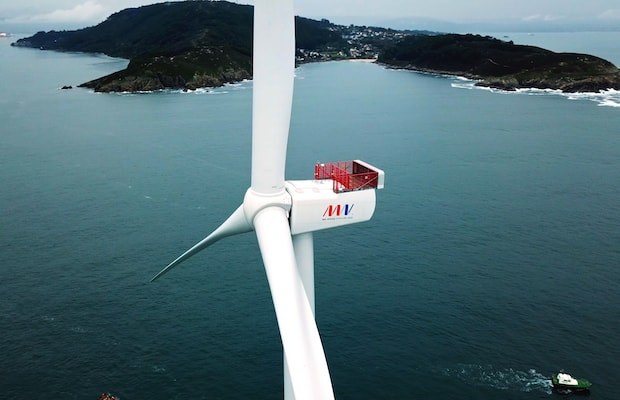 EFGL Vestas Floating Wind