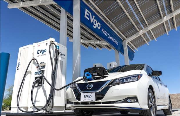 LS Power Acquire EVGo