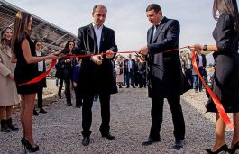 Shtigen Energy Commissions Armenia's Largest Commercial PV Project