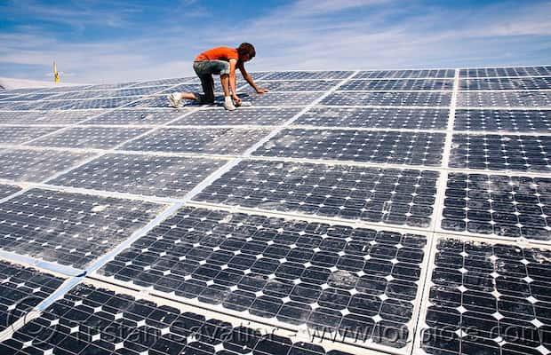 NTPC 15 MW Solar