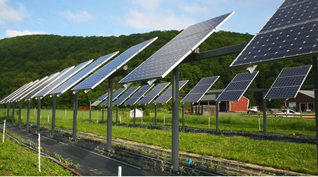 Solar Power and Agriculture