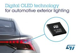 ST, Audi Join Hands for Next-Gen Automotive Lighting Solns