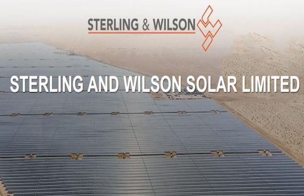 Sterling and Wilson Solar MEED