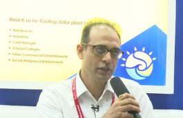 Interaction with Sushil Sarawgi, Managing Director, KOR Energy (India)