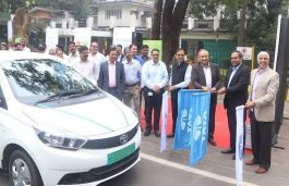 Tata Steel to use Fleet of Tigor EV for Employee Transportation