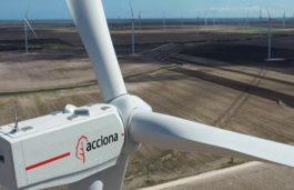 Acciona Puts in Services its 145 MW Wind Farm in Texas