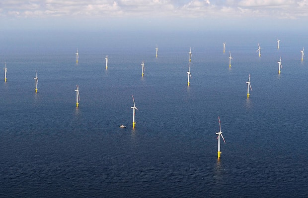 Offshore Wind Baltic Sea