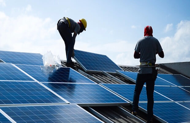 Solar Integrated Roofing Financing
