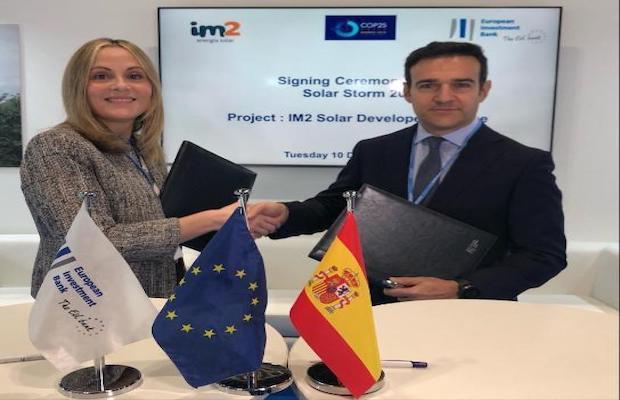 EIB Solar Spain