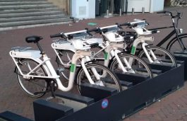PBSC, Careem to Launch Electric Bike Sharing Network in Middle East