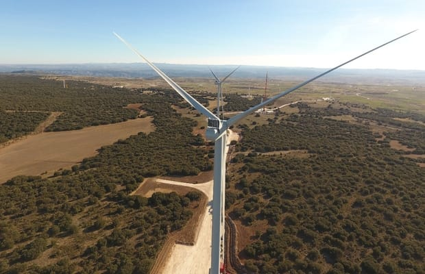 Enel Wind Farms Spain