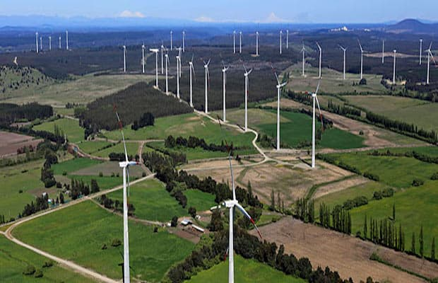Acciona 1026 MW Wind Queensland