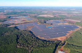 Facebook's 102.5 MW Solar Farm Commissioned in Georgia