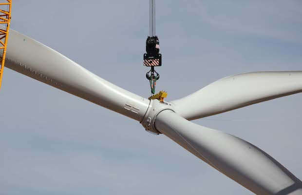 GE 1215 MW Wind China