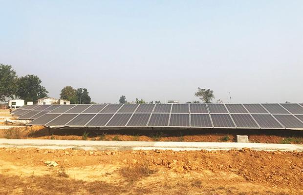 Gondia Solar Plant