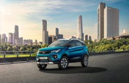 Tata Motors Unveils its First Electric SUV, the Nexon EV