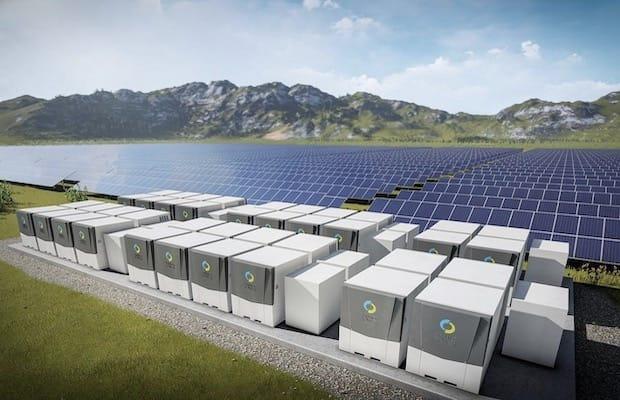 Solar Plus Storage Study