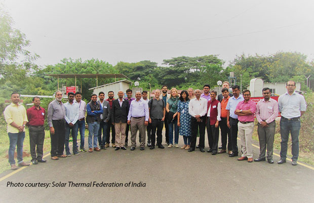 Solar Thermal Federation of India STFI