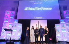 Sterlite Power Wins Award for J&K Transmission Project at 2019 Global Energy Awards