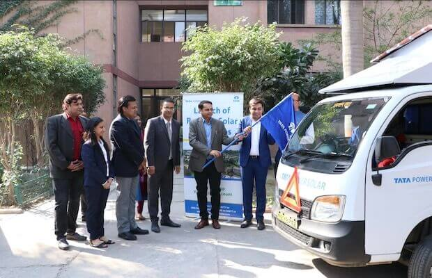 Tata Solar Rooftop Campaign