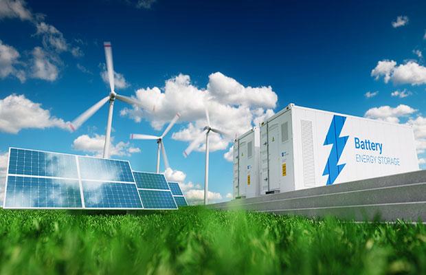 Wind Solar Storage CfD