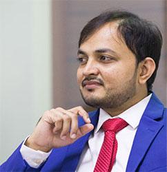 Bharat Bhut, Director of Goldi Solar
