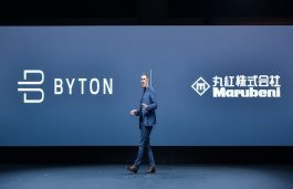 EV Startup Byton and Marubeni Strike Partnership in Series C Financing