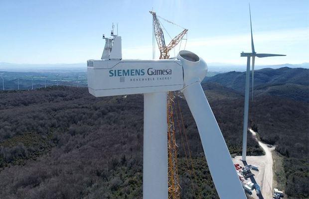 Siemens Gamesa Brazil