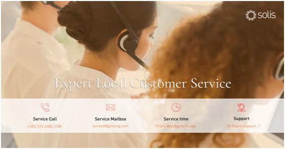 expert local customer service