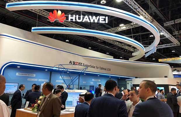 Huawei AI BOOST FusionSolar