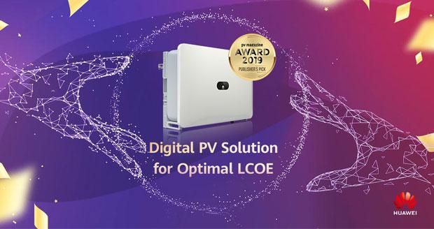 Huawei Digital pv solution