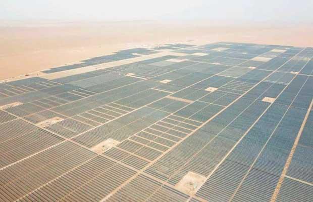 Saudi Arabia 1.2 GW Solar