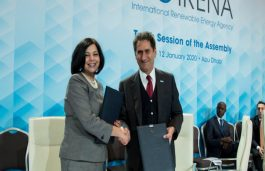 IRENA and EBRD Sign Agreement to Strengthen Cooperation