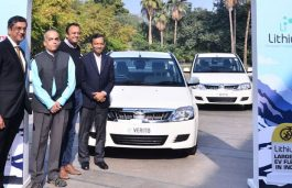 Lithium Urban Fleet now Powered by 1000 Mahindra Electric Vehicles