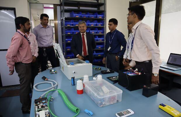 Magenta Power R&D Centre