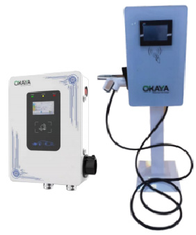 Okaya Electric Vehicle Charger