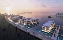 ADMARES to Deliver 16 Solar-Powered Floating Hotels to Qatar