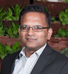 Sanjeev Aggarwal, Founder and CEO Amplus Solar