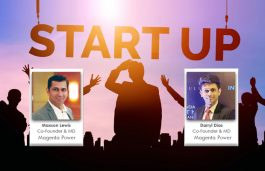Startup Feature – Magenta Power