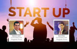 Startup Feature – Magenta Power