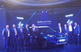 Tata Motors Nexon EV Debuts in India; Starting Price at Rs 13.99 Lakhs