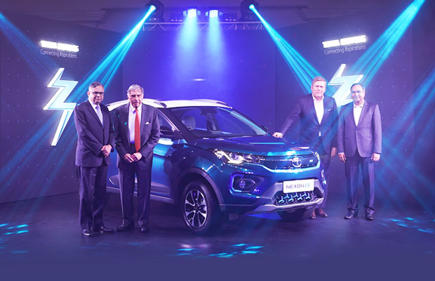 Tata Motors Nexon EV Debuts in India