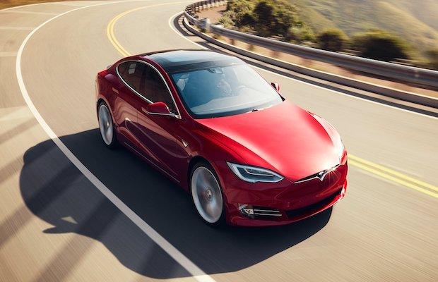 Tesla EV Targets