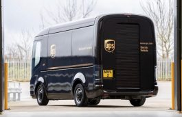 UPS Invests in Arrival, Commits to 10,000 Electric Delivery Vehicles